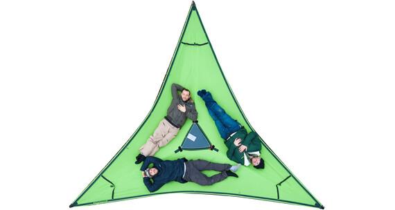 Tentsile Trillium 3 Person Hammock Green Fabric
